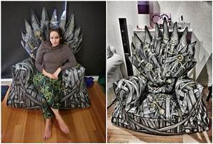 25 Brilliant Game of Thrones DIY Projects - All Men Must