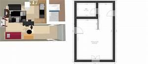 Aménagement D Un Garage En Studio : besoin d 39 aide pour am nager mon studio ~ Premium-room.com Idées de Décoration