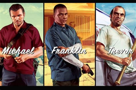 New Gta 5 Trailer Offers New Insight Into Game's Lead