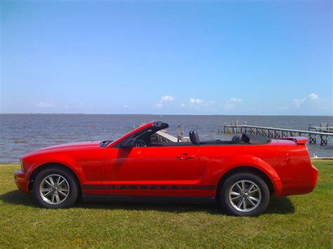 2005 Ford Mustang Convertible by 2005 Ford Mustang Convertible