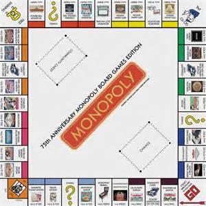 Monopoly Board Game Clip Art