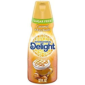 1,087 sugar free coffee creamer products are offered for sale by suppliers on alibaba.com, of which instant coffee accounts for 19%, non dairy creamer accounts for 3%. International Delight Coffee Creamer, Caramel Macchiato, Sugar-Free, 32 oz.: Amazon.com: Grocery ...
