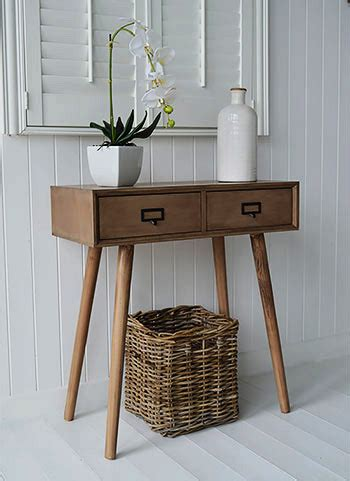 henley hallway console table scandinavian retro hall furniture