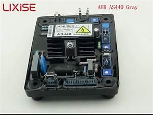Avr As440 Brushless Diesel Generator Avr Circuit Diagram