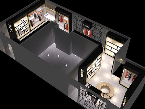 retail garment shop interior design garment shop furniture