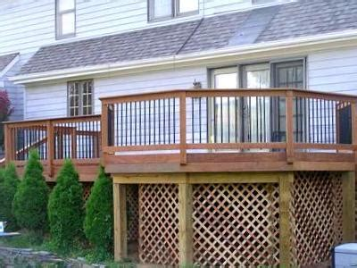 Screened In Porch Under Deck Cost