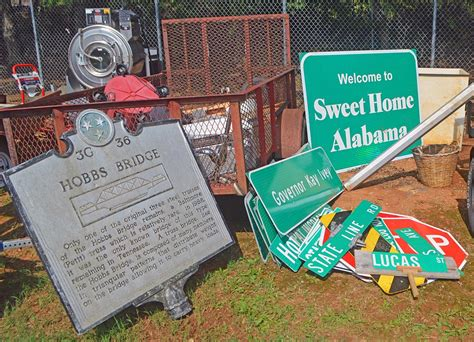TELL-TALE SIGNS: Stolen markers returned to historical ...