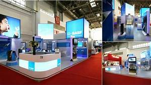 Exhibition Stands in Hong Kong
