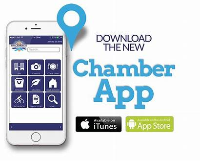 Chamber App Access Info