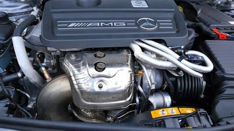 a45 amg motor a45 amg mercedes a klasse extrem im test autogef 252 hl