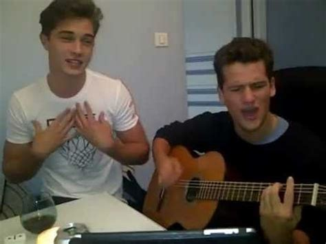 Francisco Lachowski Arthur Sales Singing