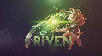 Riven Wallpapers League Legends Pixelstalk