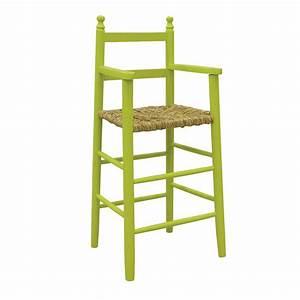 Chaise Haute Bébé Bois : chaise haute enfant bois ronan 4454 ~ Melissatoandfro.com Idées de Décoration