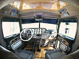 754 best Big Rig Interiors images on Pinterest | Rigs ...