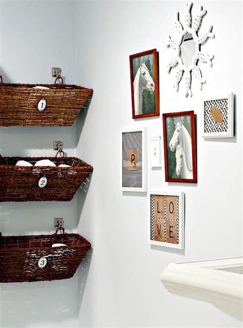 astuce rangement salle de bain 15 id 233 es modernes r 233 tro ou ch 234 tre chic