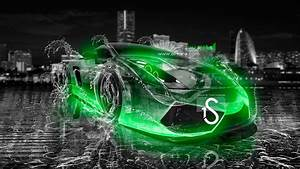 6 Lime Green Lamborghini Gallardo Wallpaper Images ...