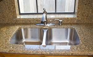 kitchen faucets for granite countertops undermount kitchen sinks granite countertops