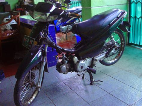 Modifikasi Supra X 125 Kontes by Modifikasi Motor Supra X 100 Kontes Mobiliobaru