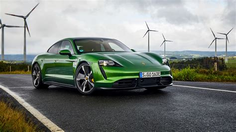 2020 Porsche Taycan Turbo and Turbo S review - EV Central