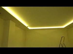 Bilder Mit Led Beleuchtung Selber Machen : indirekte beleuchtung youtube ~ Bigdaddyawards.com Haus und Dekorationen