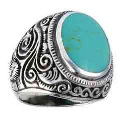 mens turquoise wedding rings sterling silver 39 s turquoise rings