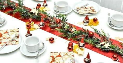 Tischdeko Weihnachten Rot by Einfache Tischdeko Weihnachten Rote Tischdekoration Twv