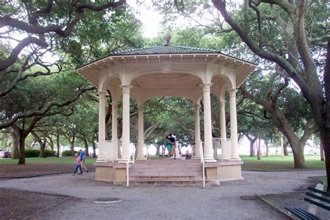 white point gardens gazebo charleston sc gazebos on