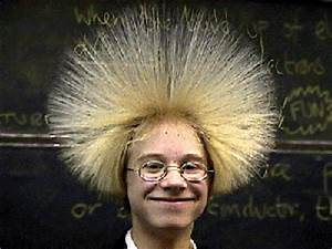 The Gallery For Gt Static Electricity Hair