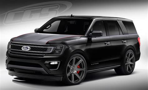 Ford Previews Custom Pickups and SUVs Debuting at SEMA ...