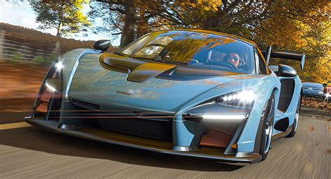 forza horizon 4 forza horizon 4 puts the mclaren senna and much more in an