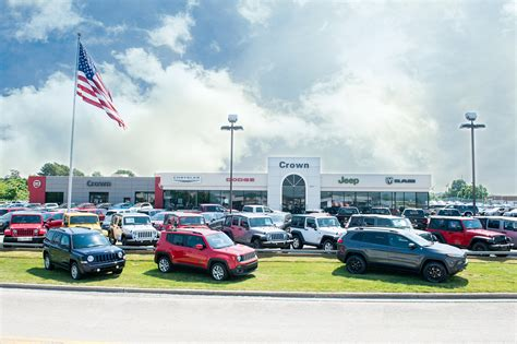 Chrysler Dealership Tn by Directions Hours Crown Chrysler Dodge Jeep Ram Of