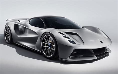 lotus evija unveiled worlds   electric hypercar