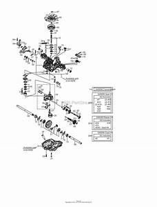 Mtd 132pa1zs099  247 270380   T7800   2017  Parts Diagram For Transmission