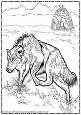 Coloring Pages Adults Wolf Adult Native Horse Animals American Books Printable Animal Dire Want Gel Colouring Grownup Sheets Crafts sketch template