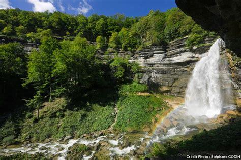 maison des cascades du herisson les plus belles cascades du jura