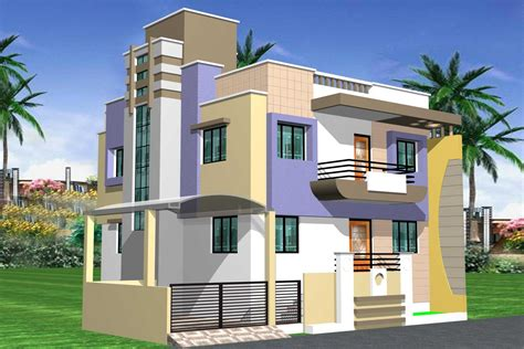 Home Design N Colour : House Elevation Colour Ideas Including Fascinating Sample