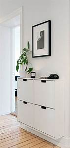 17 meilleures idees a propos de meuble chaussure ikea sur With meuble hall d entree ikea 17 range chaussure angle