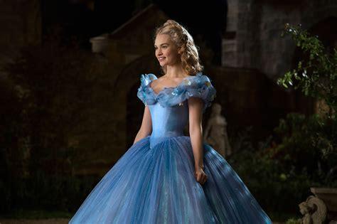Disney's Cinderella Liveaction Film 2015 Lily James