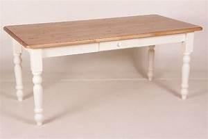 Weisser Esstisch Im Landhausstil : old pine cottage landelijke meubelen eiken vloeren laminaat en parket ~ Bigdaddyawards.com Haus und Dekorationen