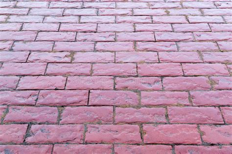 red pink wall background wallpaper bricks stock images