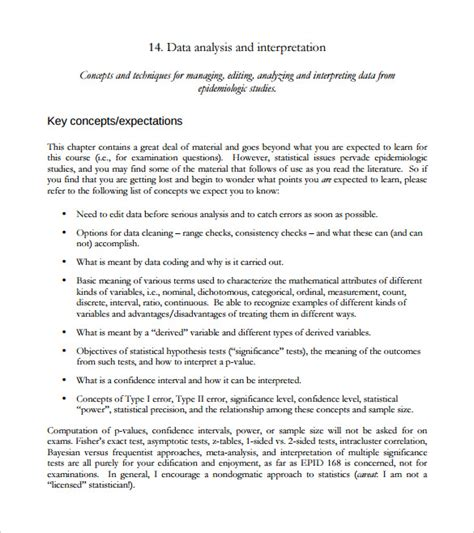 7+ Sample Data Analysis Reports  Sample Templates. Fiesta Invitation Template. Sample Of Objective On Resume Template. Samples Of Lease Agreement. It Help Desk Cover Letter Template. Disney Planning Binder Printables. Inventory Spreadsheet Templates. Summary Of Skills Resume Sample Template. Sign Out Sheet Template Excel Template