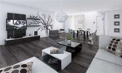 Schwarz Weiß Wohnzimmer Ideen by Luxus Wohnzimmer 33 Wohn Esszimmer Ideen Freshouse
