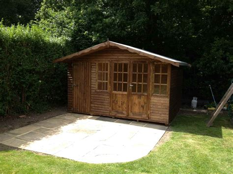 12x8 shed mb garden buildings summer houses play houses garden