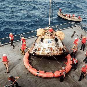 Apollo 11 Space Capsule Gets Restored For A National Tour ...