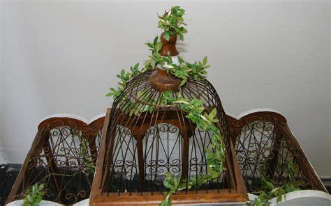 deco chambre à coucher urne mariage nature 7 déco