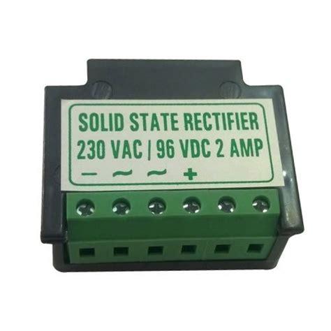 brake rectifiers manufacturer  vadodara