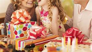 Kids' Birthday Gift Registries: Parents Take on Trend ...
