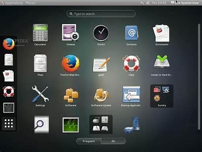 Centos Gnome Screenshot Cd Tour Install Linux
