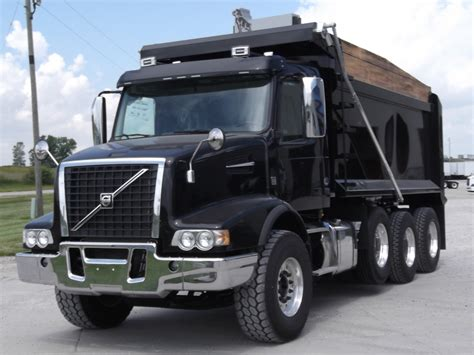volvo new trucks for sale 2018 volvo vhd84b200 dump truck for sale 286580