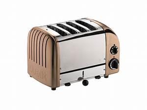 Copper 4 Slice Toaster The Original 4 Slot NewGen From